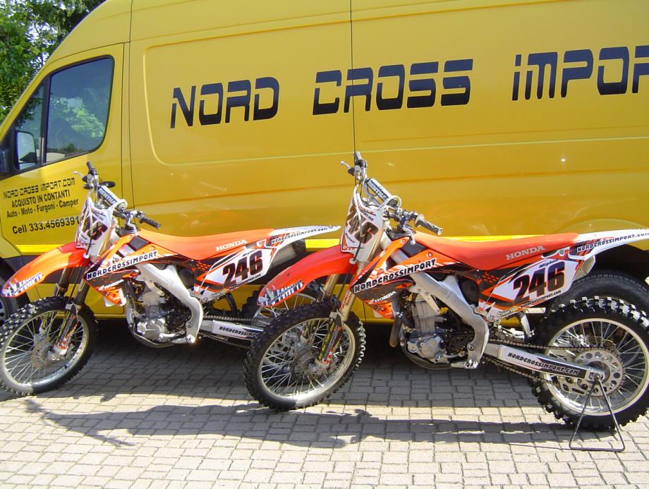 Vendita Moto Da Cross Nuove E Usate Yamaha Honda Kawasaki